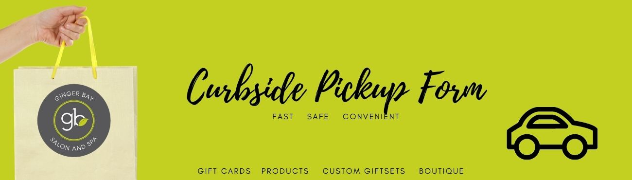 Curbside Pickup Form
