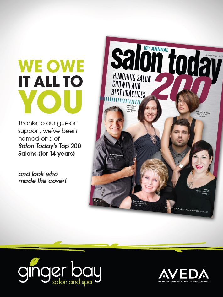 salon today top 200